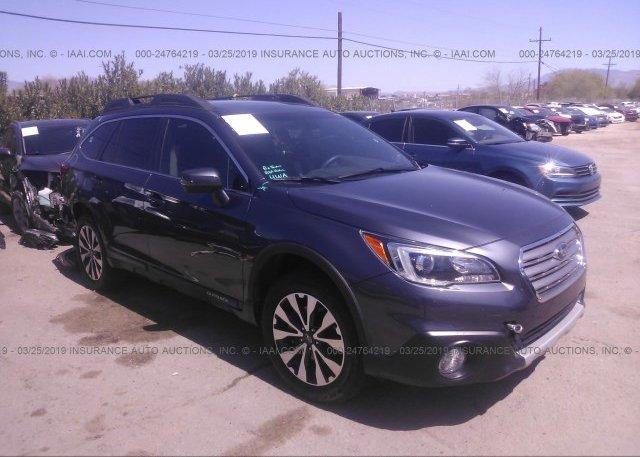 Inventory #223634090 2017 Subaru OUTBACK
