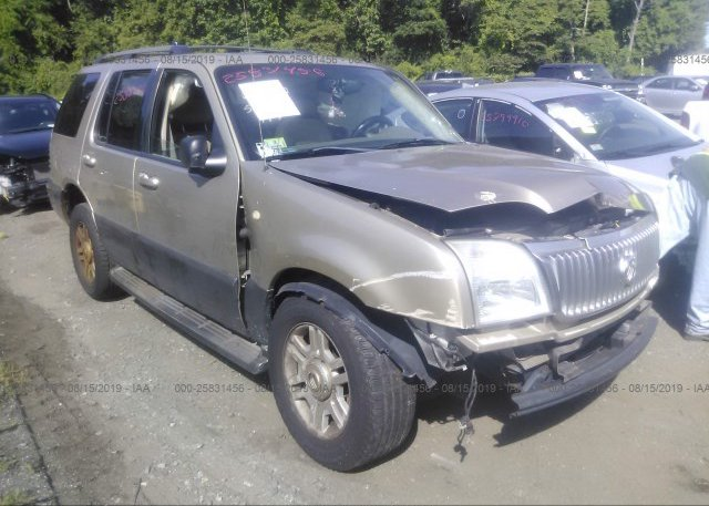 Inventory #551546182 2003 Mercury MOUNTAINEER