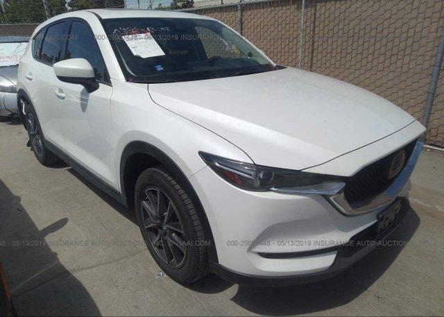 Inventory #635702825 2018 MAZDA CX-5