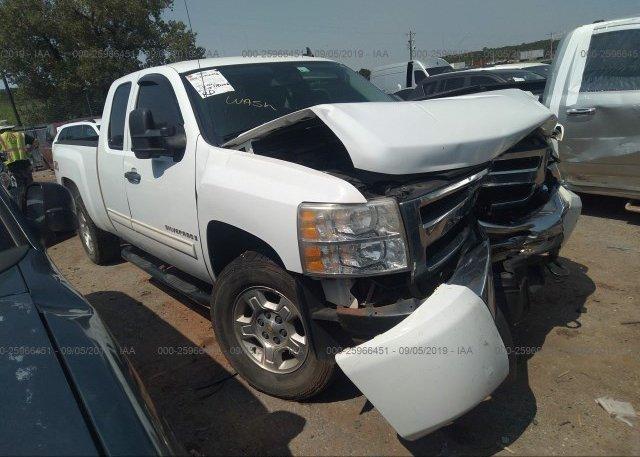 Inventory #768242405 2009 Chevrolet SILVERADO