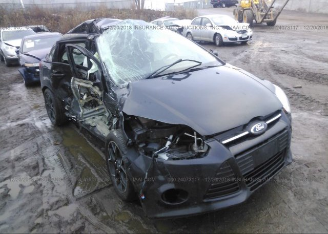 Inventory #102779363 2014 FORD FOCUS