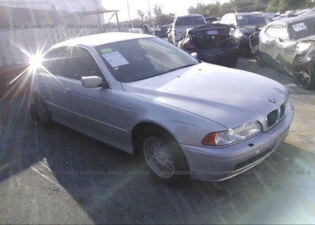Inventory #582891777 2002 BMW 525