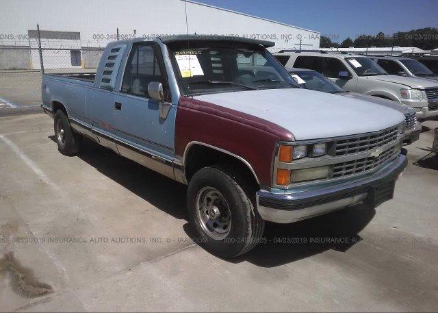 Inventory #966859912 1989 Chevrolet GMT-400