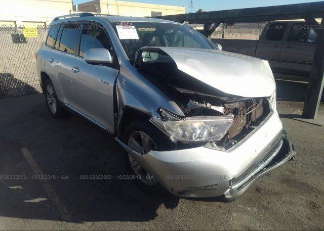 Inventory #133423555 2013 Toyota HIGHLANDER