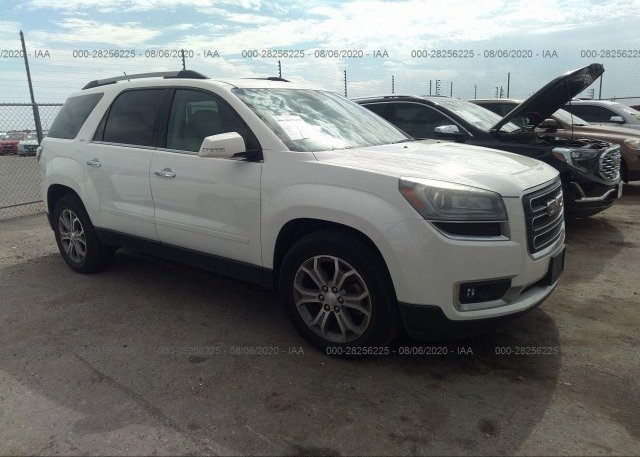 Bidding Ended On 1gkknmls1hz186285 Salvage Gmc Acadia At