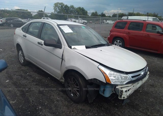 Inventory #148277820 2011 FORD FOCUS