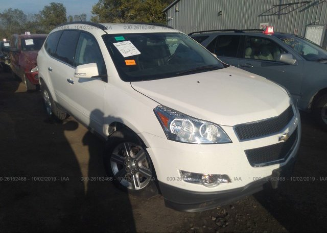 Inventory #787309577 2012 Chevrolet TRAVERSE