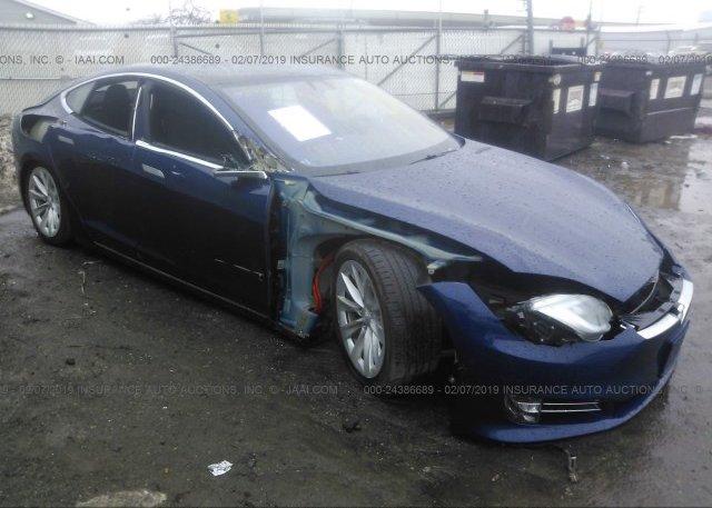 Inventory #590252808 2017 Tesla MODEL S