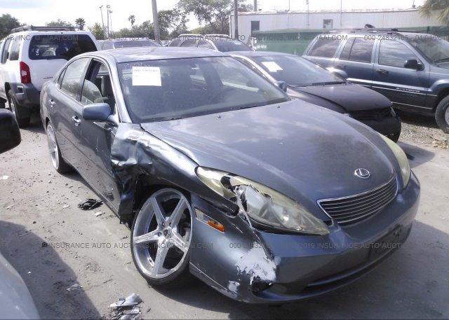 Inventory #209970845 2005 Lexus ES