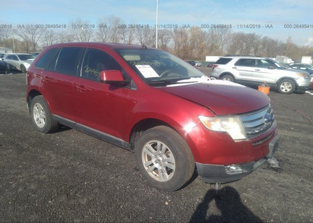 Inventory #620680523 2007 FORD EDGE
