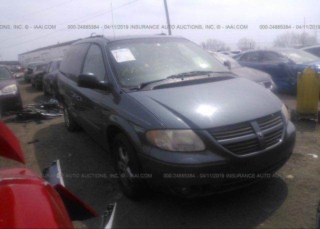 Inventory #997123830 2005 Dodge GRAND CARAVAN