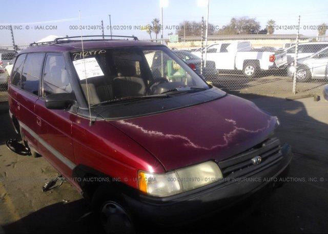 Inventory #910434982 1993 MAZDA MPV
