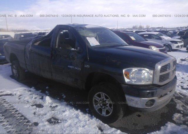 Inventory #530547933 2007 Dodge RAM 1500