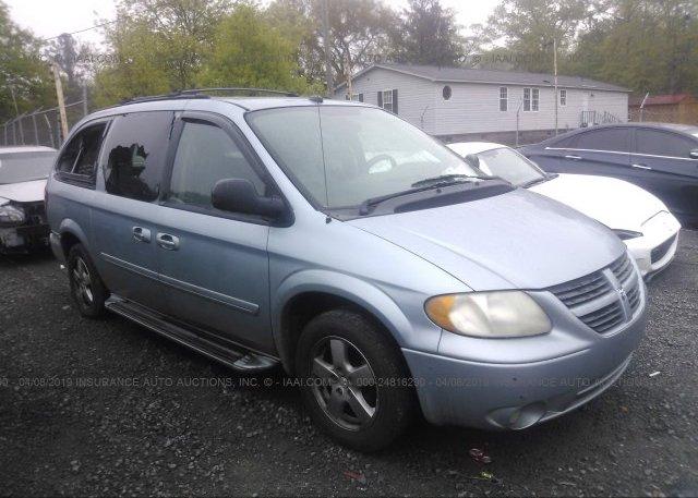 Inventory #903085957 2005 Dodge GRAND CARAVAN