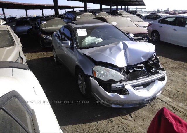 Inventory #820126084 2002 Acura RSX