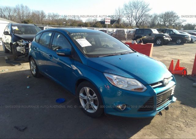 Inventory #662709633 2012 FORD FOCUS