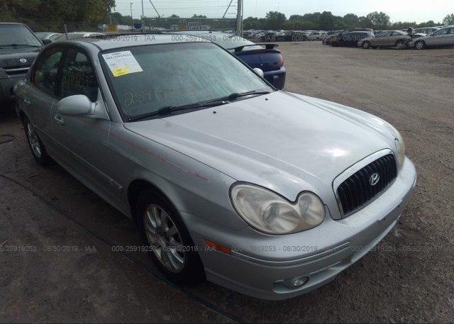Inventory #150791415 2005 Hyundai SONATA