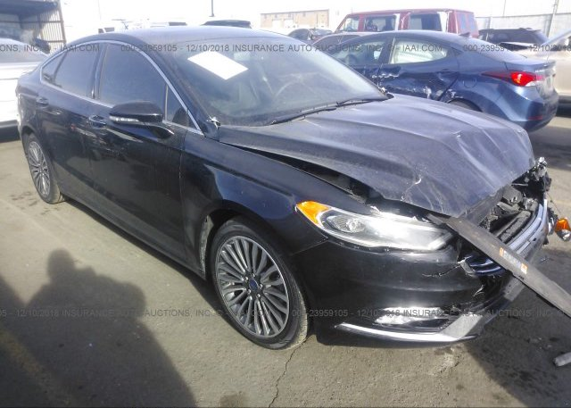 Inventory #865786484 2018 FORD FUSION