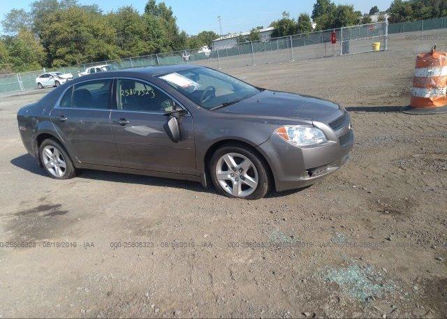 Inventory #764231685 2011 Chevrolet MALIBU