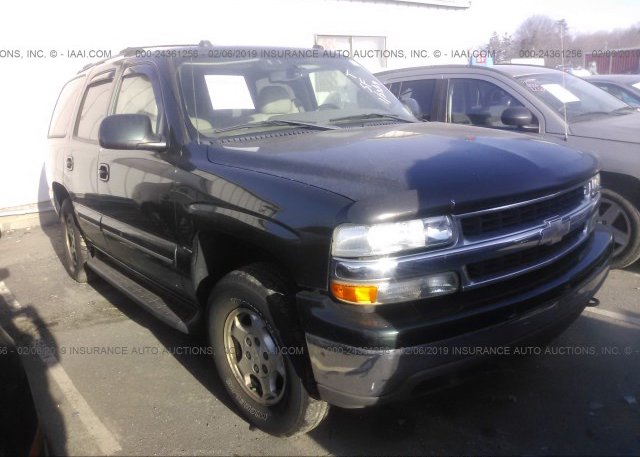 Inventory #135957058 2004 Chevrolet TAHOE