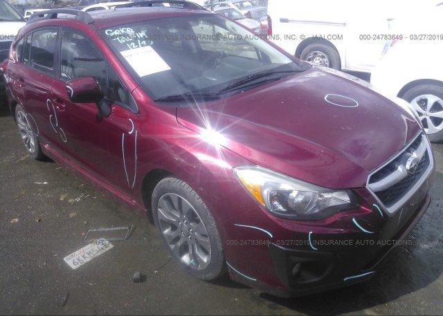 Inventory #689678254 2013 Subaru IMPREZA