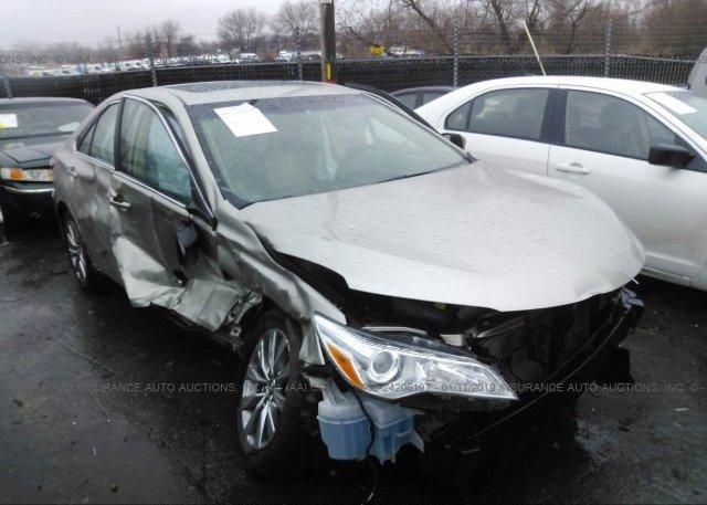 Inventory #481218198 2015 Toyota CAMRY