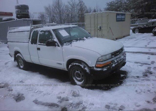Inventory #758379963 2003 Chevrolet S TRUCK