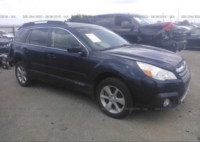 Inventory #419361508 2013 Subaru OUTBACK