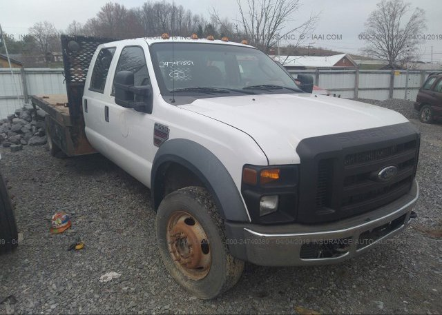 Inventory #507308635 2008 FORD F550