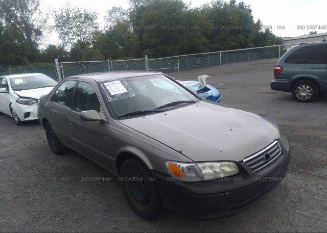 Inventory #725464352 2001 Toyota CAMRY