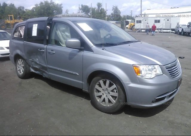 Inventory #806001441 2016 Chrysler TOWN & COUNTRY