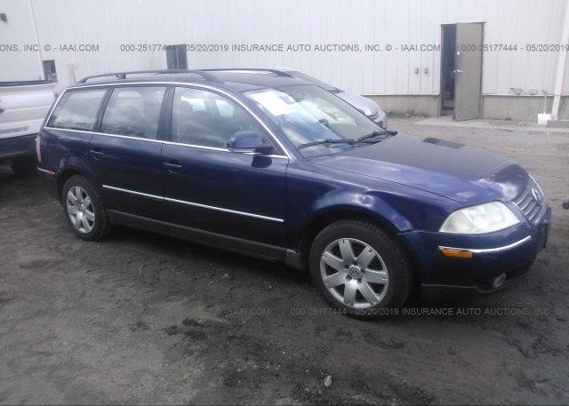 Inventory #259396587 2005 Volkswagen PASSAT