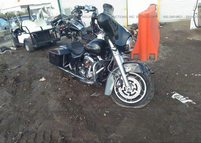 Inventory #286100247 2008 Harley-davidson FLHX