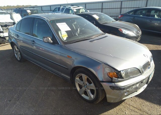 Inventory #417410808 2005 BMW 330