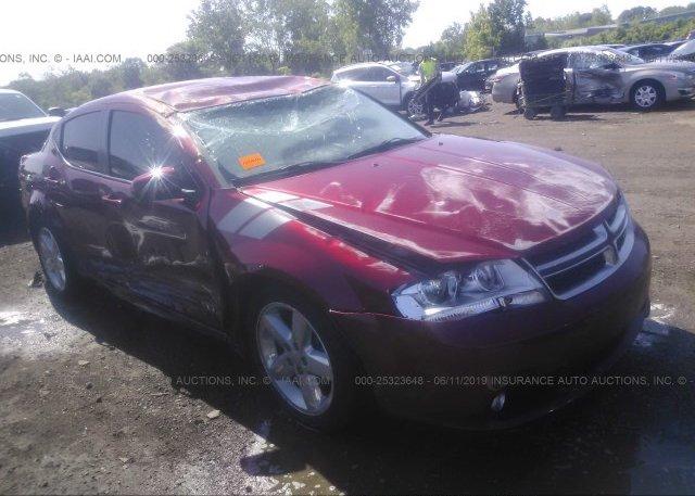 Inventory #691255172 2014 Dodge AVENGER