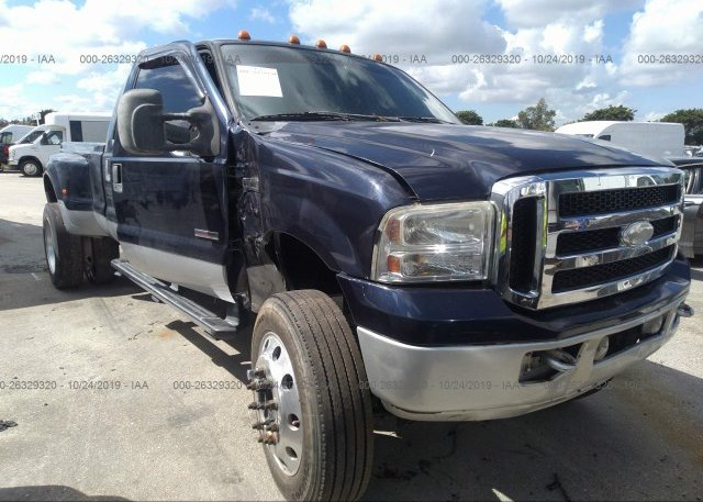Inventory #234548670 2005 FORD F350
