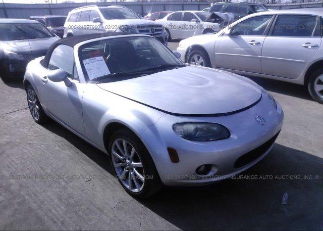 Inventory #761047467 2007 Mazda MX-5 MIATA