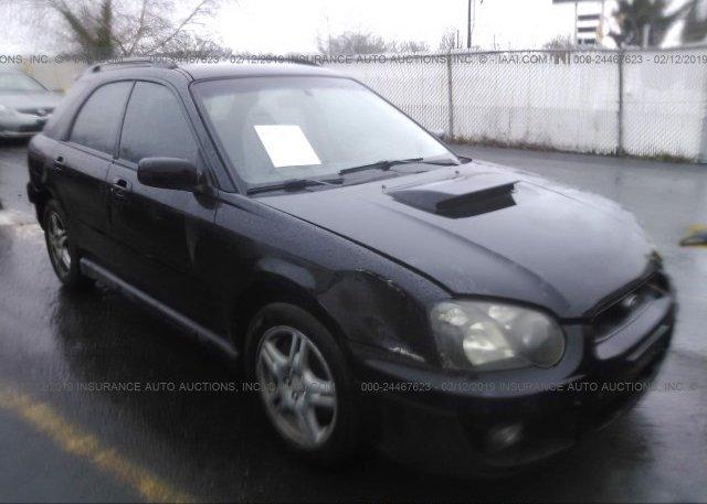 Inventory #739851216 2005 Subaru IMPREZA