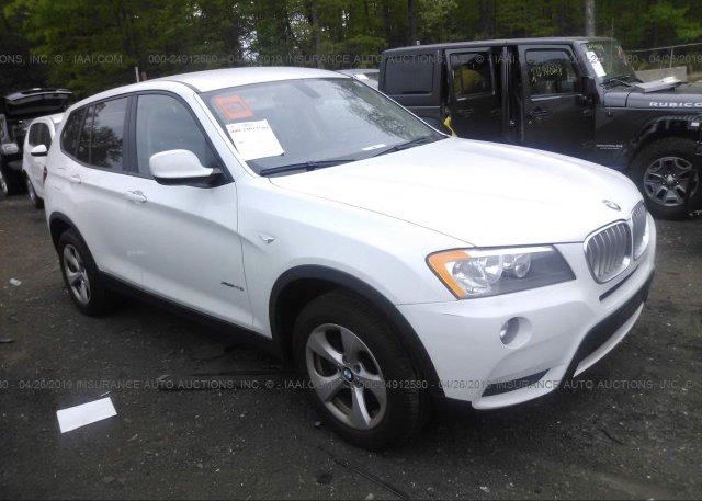 Inventory #159592944 2013 BMW X3
