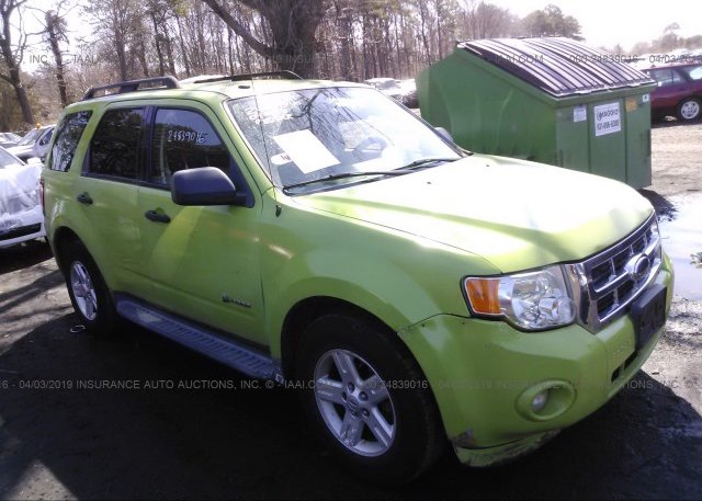 Inventory #568039192 2009 FORD ESCAPE