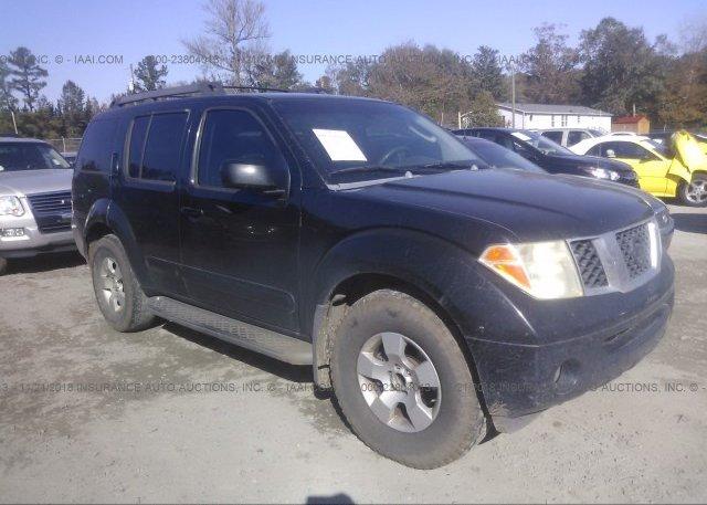 Inventory #148069684 2006 Nissan PATHFINDER