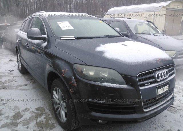 Inventory #903663538 2009 AUDI Q7