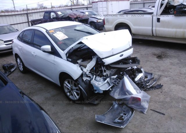 Inventory #293697955 2015 FORD FOCUS