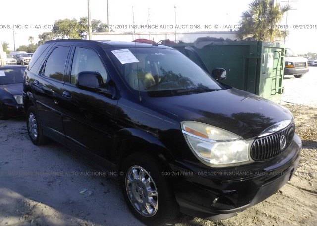 Inventory #545020904 2006 Buick RENDEZVOUS