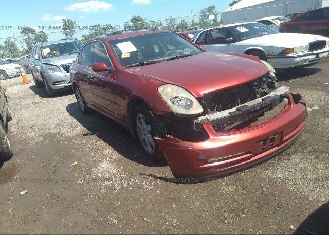 Inventory #288355082 2004 Infiniti G35