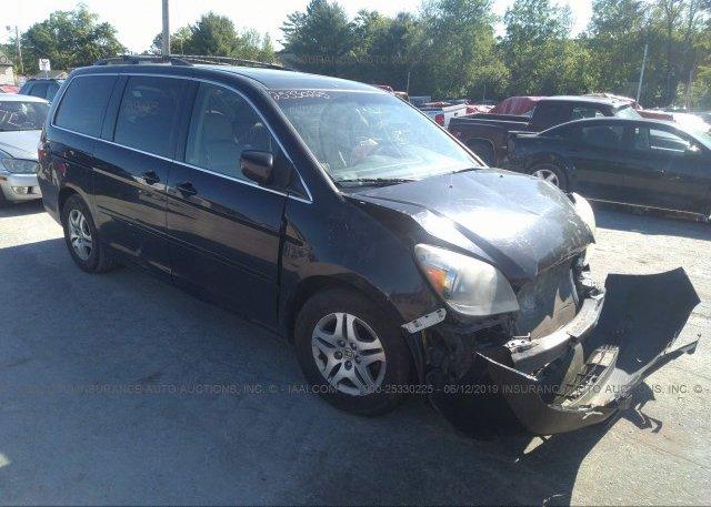 Inventory #470294716 2007 Honda ODYSSEY