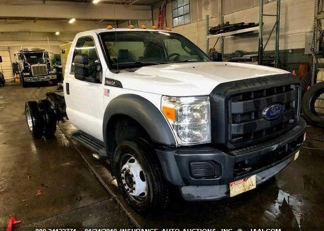 Inventory #257077349 2013 FORD F550