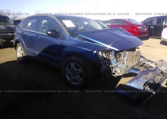 Inventory #184086382 2009 Dodge CALIBER
