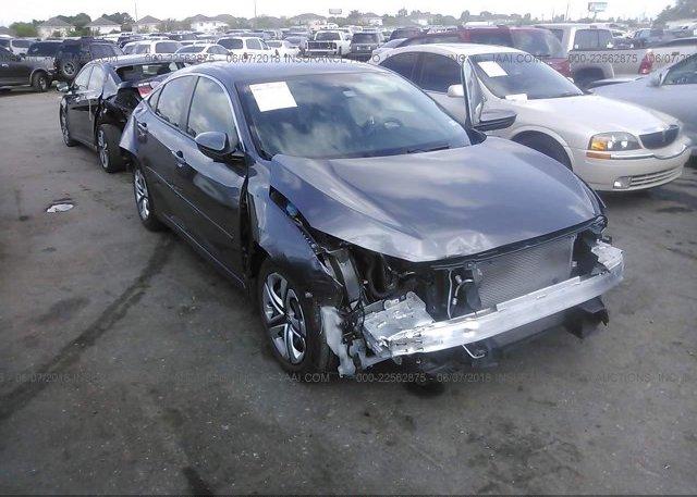 Inventory #468866421 2016 Honda CIVIC