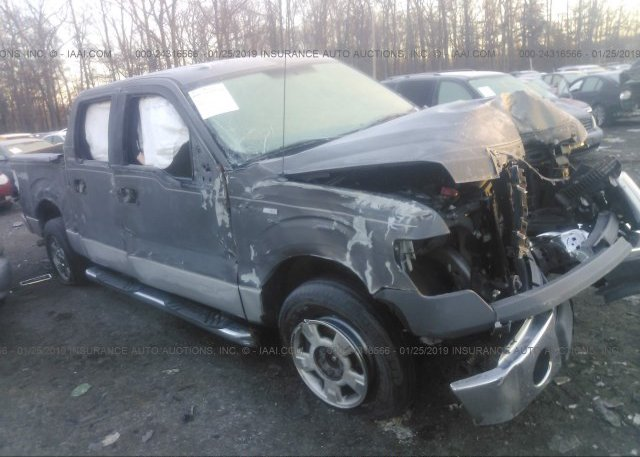 Inventory #689222106 2009 FORD F150
